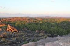 Ubirr rock art and sunset 024