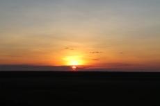Ubirr rock art and sunset 026