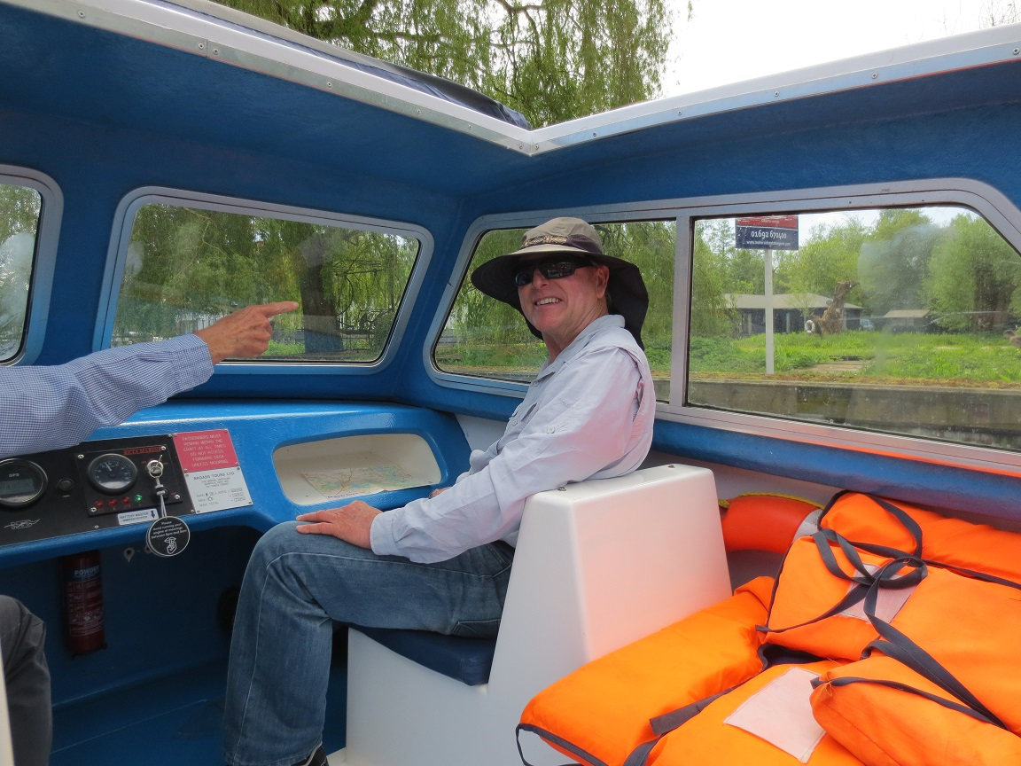 Norfolk Broads with Inez and Laurie 3